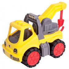 100 Big Truck Toys BIG Tow Power Worker