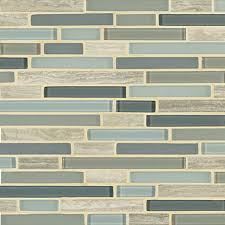 crossville tile and crossville tile ebb flow sand and surf mixed linear mosaic