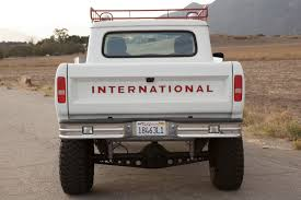 100 Crew Cab Trucks For Sale 1973 International 4x4 Cab Restomod Pickup Truck 4x4