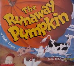 Pumpkin Pumpkin By Jeanne Titherington by My Favorite Halloween Books Becoming Megsie