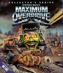 100 Trucks Stephen King The Big Movie House Maximum Overdrive Vestron Video Collectors