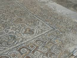 In The Ruins Of Ancient Roman City At Ephesus Turkey We Saw Intricate Patterns Mosaic Floors Terrace Houses Where Richest Citizens