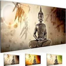home décor bild bilder wandbilder buddha leinwand