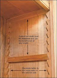 Wood Building Shelves by Best 25 Shelf Supports Ideas On Pinterest Farmhouse Furniture