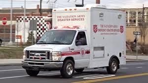 Salvation Army Responding