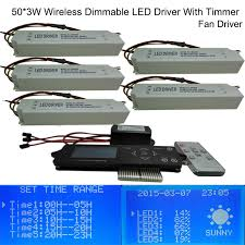 led aquarium light controller newest 150w led aquarium light driver remote controller dimmable