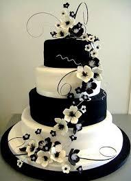 Black White & Pink Wedding Ideas Wedding Color Themes