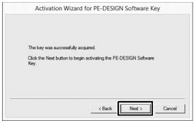 How to upgrade your PE DESIGN 10 software