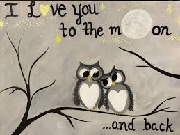 Pumpkin Patch Winchester Virginia by Owl Love You To The Moon And Back Paint Nite Event