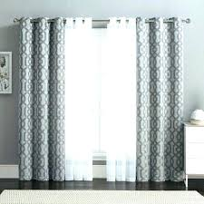 Curtains For Grey Walls Living Room Dining