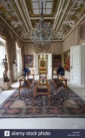 großes wohnzimmer otto wagner villa in hütteldorf wien
