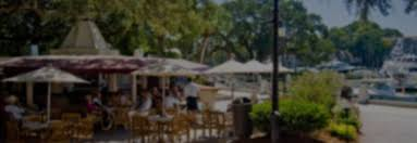 Harborside Grill And Patio by Harbourside Burgers U0026 Brews Open Air Cafe The Sea Pines Resort