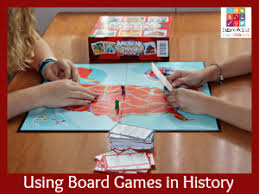 Board Games Are A Simple Way To Make American History Fun Interesting Social Studies