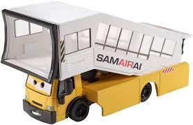 Amazon Disney Pixar Cars Oversized Ucchi Deluxe Diecast Vehicle 155 Scale Toys Games