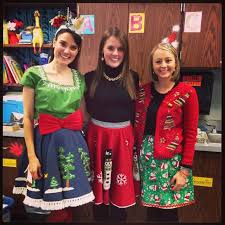 Christmas Skirts From Tree We Can Take The Ugly Sweater To A Whole Other Level