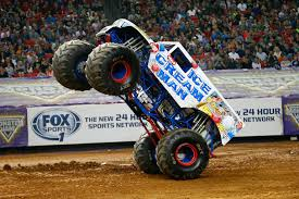 100 Monster Trucks Atlanta Jam