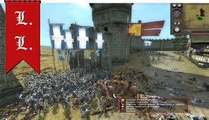 total siege ii total war castle siege vs germany