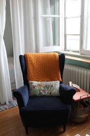 strandmon wing chair blue xrmbinfo