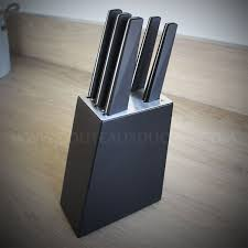 couteau cuisine sabatier bloc de couteaux de cuisine bloc design 5 couteaux de cuisine