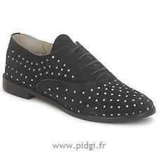 Hush Puppies Ceil Penny by Pidgi Fr Femme Mocassins Hush Puppies Ceil Penny Noir 186984