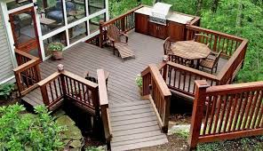 Stunning Deck Plans Photos by 18 Deck Designs That Are Absolutely Stunning Decking Backyard
