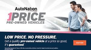 AutoNation e Price