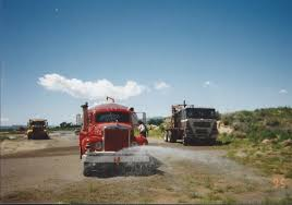 100 Trucks Paper B Spraying Water Antique And Classic Mack General