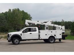 100 Ford Bucket Truck 2019 FORD F550 Shelby Township MI 5004109632