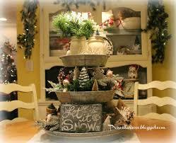 Christmas Tree Skirt Sams Club by Priscillas Winter Galvanized Centerpiece