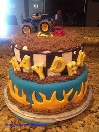 Tonka Truck Birthday Cake Lovely This Monster Truck Cake Turned Out ... Amazoncom Tonka Cstruction Trucks Birthday Party Supplies Set Invitations Fresh Tiered Cake Pnicdaily Lollipop Rings Party Supplies For Truck Sweet Pea Parties Ideas Great Place For Any Kind Of At Arnies Supply Adventures With The Austins A Decorations Collection Decoration In The Dirt Boys B Lovely Events Truck Cake Fairywild Flickr