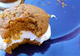 Pumpkin Whoopie Pies With Maple Spice Filling by Pumpkin U0026 Cream Cheese Whoopie Pies Our Best Bites
