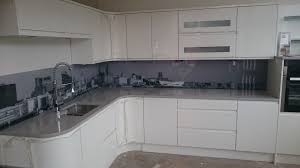 Full Size Of Kitchenpatterned Glass Splashbacks Funky Splashback Colours Ikea Fastbo Cream