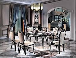 klassische wohn esszimmer stühle lehnstuhl gruppe 8 x stuhl set garnitur leder