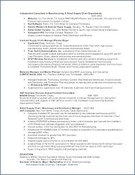 Warehouse Resume Samples Best Of Worker Objective For Examples Information