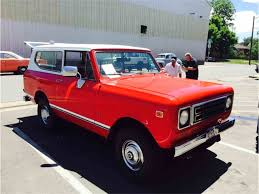 1976 International Harvester Scout II For Sale   ClassicCars.com ... Bangshiftcom Intertional Harvester Travelall Feature 1939 Harvestor D2 Classic Rollections 1936 Traditional Style Hot Rod Pickup Truck 1971 Scout 800 For Sale Youtube S Series Wikipedia An Sale Vintage Suv Thatll Turn 1926 S24 Prewar Cars Short Bed 4speed 1974 Air Ride 1964 1000 Patina Custom Truck 1972 Pickup Four Wheel Drive All Original Autolirate 1960 B100