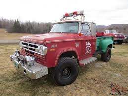 100 71 Dodge Truck 19 Power Wagon W300