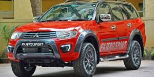 Mitsubishi Pajero Sport Price in India Specs Mileage