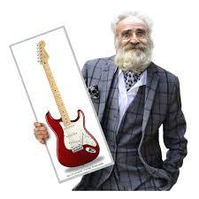 Fender Stratocaster John Frusciante Rhcp Carregando Zoom
