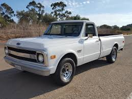 1970 Chevrolet C20 4-Speed Pickup For Sale On BaT Auctions - Sold ...