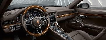 Porsche 911 Carrera Interior Porsche AG
