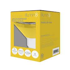 illumin8 i8par38 deco ye par38 yellow led light bulb non dimmable