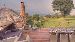 100 Crater Lodge Ngorongoro Luxury Tanzania S Yellow Zebra Safaris