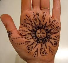 Fat Rams Pumpkin Tattoo by Henna Sun Henna Paste On The Skin A Little Sun For The
