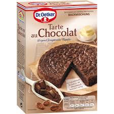 dr oetker tarte au chocolat 470g