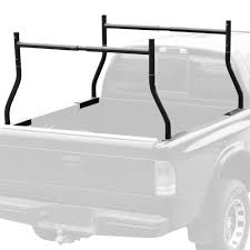 Deluxe Dual Support Pickup Truck Bed Ladder & Utility Rack - Walmart.com X35 800lb Weightsted Universal Pickup Truck Twobar Ladder Rack Kargo Master Heavy Duty Pro Ii Pickup Topper For 3rd Gen Toyota Tacoma Double Cab With Thule 500xtb Xsporter Pick Shop Hauler Racks Campershell Bright Dipped Anodized Alinum For Trucks Aaracks Model Apx25 Extendable Bed Review Etrailercom Ford Long Beddhs Storage Bins Ernies Inc