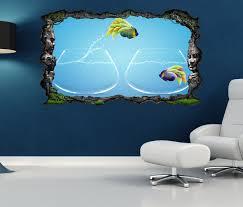 3d wandtattoo fische fisch umzug wasser aquarium selbstklebend wandbild wandsticker wohnzimmer wand aufkleber 11o377 wandtattoos und leinwandbilder