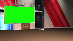 Out Of Focus This Background Is Designed To Be Used In A Green Screen Or Chroma Key Video Production
