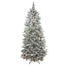 Fred Meyer Christmas Tree Stand by Flocked Christmas Trees You U0027ll Love Wayfair