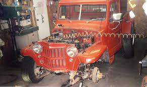100 Willys Truck Parts Jamies 1960 Pickup The Build