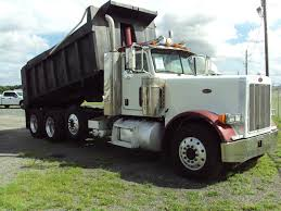 100 Peterbilt Tri Axle Dump Trucks For Sale USED 2006 PETERBILT 379 EX HOODS TRIAXLE STEEL DUMP TRUCK FOR SALE